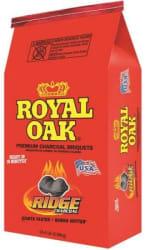 Royal Oak 15.4-lb. Charcoal Briquettes for $4