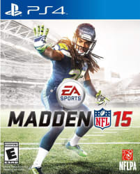 Used Madden NFL 15 for PS4 83 cents