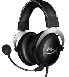 Kingston HyperX CloudX Pro Gaming Headset for $60
