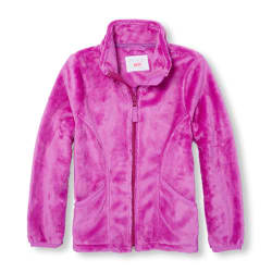 The Children's Place Girls' Solid Jacket for $15