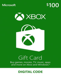 $100 Xbox Live Gift Card for $85