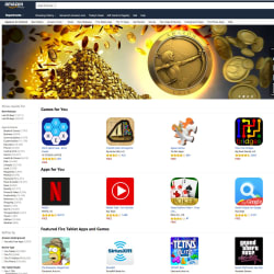 Amazon Might Owe You Money for Unauthorized In-App Purchases