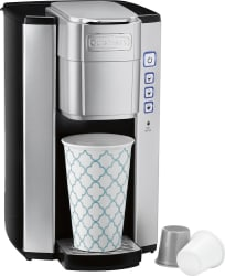 Cuisinart Single Serve Brewer for $50