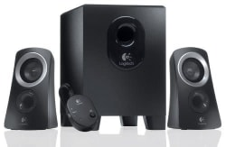 Logitech Z313 2.1 Speaker System for $30