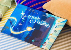 """The Magic of My Name"" Personalized Storybook $25"