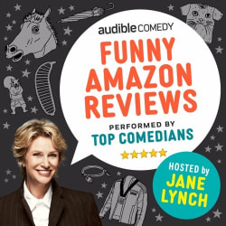 "Jane Lynch ""Funny Amazon Reviews"" Audiobook free"