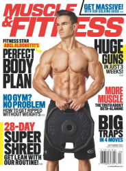 Muscle & Fitness 1-Year Subscription for $5