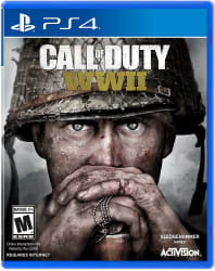 Call of Duty: WWII for PS4 / Xbox One for $40