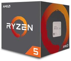 AMD Ryzen 5 1400 3.2GHz Quad AM4 Processor $135