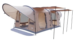 Northwest Territory Woodlands Tent for $100