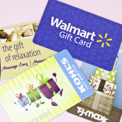 What's the Catch With Free Gift Cards?