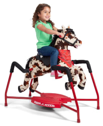Radio Flyer Interactive Rocking Horse for $135