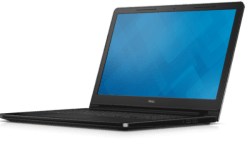 "Dell Intel Broadwell i3 2GHz Dual 16"" Laptop $300"