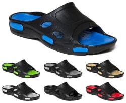 HG Men's Solarsoft Sport Sandals for $5