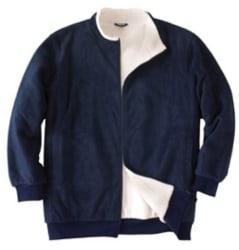 KSD Men's Explorer Fleece Full-Zip Jacket for $19