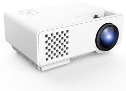 DBPower RD-810 Portable Projector for $56