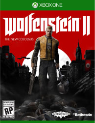 Wolfenstein II: The New Colossus for Xbox One $30