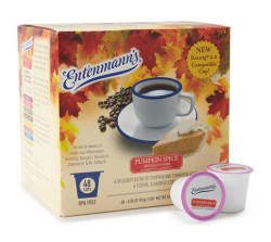 Entenmann's Single-Serve Coffee Cups 48-Count Box for $9 + pickup