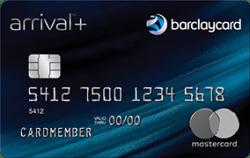 Barclaycard Arrival Plus™ MasterCard®