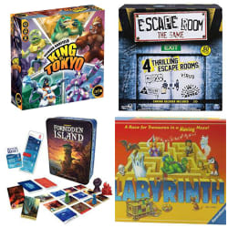 Tabletop Games at Amazon: Up to 40% off