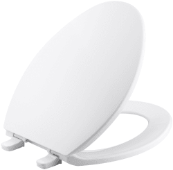 Kohler Brevia Elongated Toilet Seat for $14
