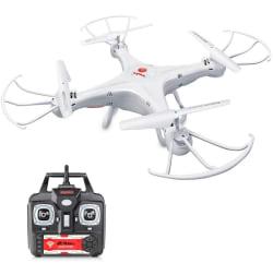 DoDoeleph Syma 4-Channel Quadcopter for $23