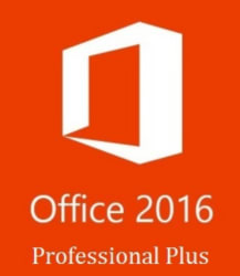 Microsoft Office Professional Plus 2016 PC for $24