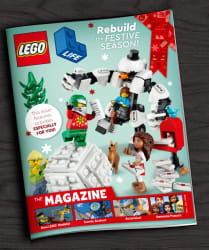 LEGO Life Magazine 1-Year Subscription for free + free shipping