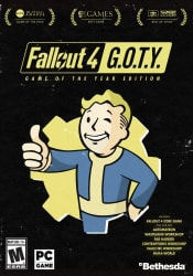 Fallout 4: GOTY Edition for PC for $27