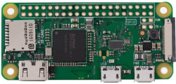 Raspberry Pi Zero W Computer Board for $5