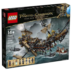LEGO Pirates of the Caribbean Silent Mary for $169