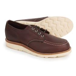 Chippewa Men's Moc-Toe Oxford Shoes for $50