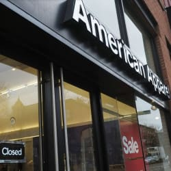 American Apparel Shuttering Stores After Sale