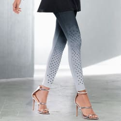 Venus Women's Ombre Rhinestone Leggings $23