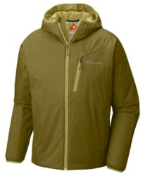 Columbia Men's Redrock Falls Omni-Heat Jacket $56