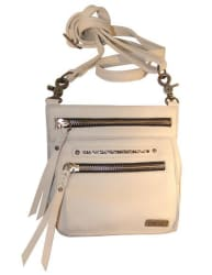 Embrazio Tasca Leather Purse for $50