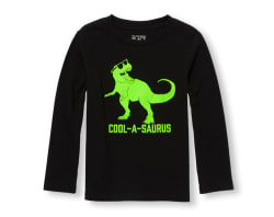 The Children's Place Boys' Graphic T-Shirt for $5