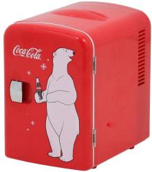 Coca-Cola Personal Mini Fridge for $28