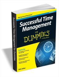 """""""Time Management for Dummies"""" eBook for free"""