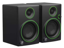"Mackie CR3 3"" 50W Monitor Speaker Pair for $69"