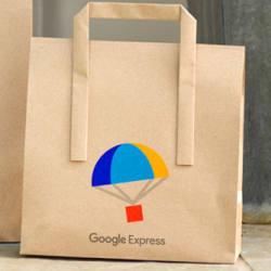 google shopping bag
