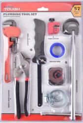 Hyper-Tough 57-Piece Plumber Tool Set $11