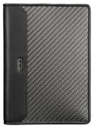 Tumi Men's Carbon Fiber Passport Cover for $146