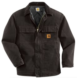Carhartt Men's Quilt Lined Traditional Coat $100