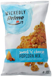 Wickedly Prime Popcorn Mix 12-oz. Bag for free