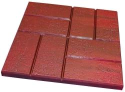 Emsco Group Brick Patio Paver 12-Pack for $55