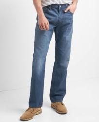 Gap Men's Standard Fit Jeans for $16