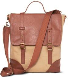 Merona Messenger Bag for $12