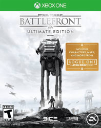 Star Wars Battlefront Ultimate Ed. Xbox One for $5