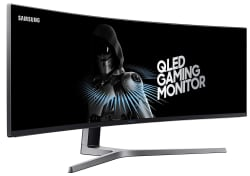 "Samsung 49"" Curved 32:9 LCD Gaming Display $980"